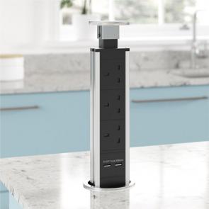 Sensio Power Pod E eco stainless steel top