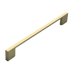 PR Handle Brushed Brass Finish 160mm