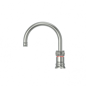 Quooker Classic Nordic Round Stainless Steel / PRO3 Tank