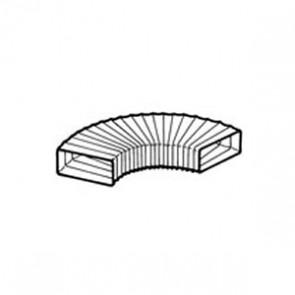 Domus Flexible Rectangular channel 110mm x 54mm x 3000mm