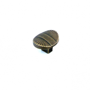 Reed Knob Antique Bronze 35mm