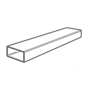 Megaduct. Rigid channel 220mm x 90mm x 1500mm