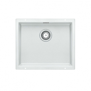 Blanco Rotan 500-U Silgranit Sink White
