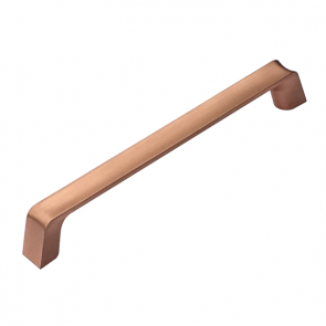 Scoop Handle Brushed Copper 160mm