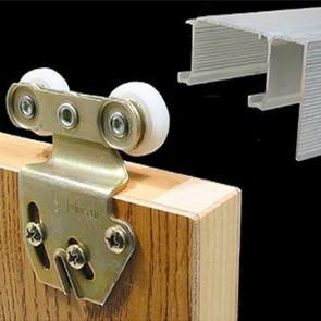Sliding Track System 2400mm & Asta Door Latch u0026 Asta Door 400 Series Rollling Steel Service Doors pezcame.com