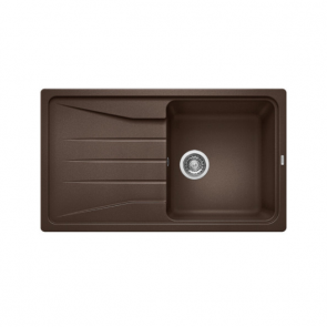 Blanco Sona 5S Silgranit Sink Coffee