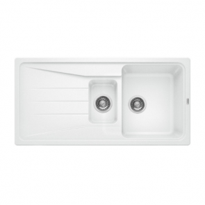 Blanco Sona 6S Silgranit Sink White