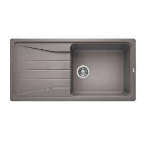 Blanco Sona XL 6S Silgranit sink alumetallic