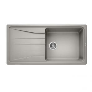 Blanco Sona XL 6S Silgranit sink pearl grey