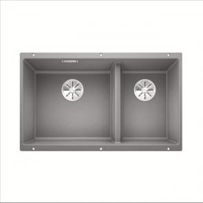 Blanco Subline 430/270-U sink alumetallic