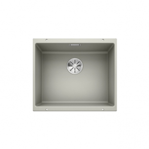 Blanco Subline 500-U sink pearl grey