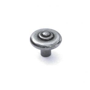 Sulky Knob Antique Pewter 38mm