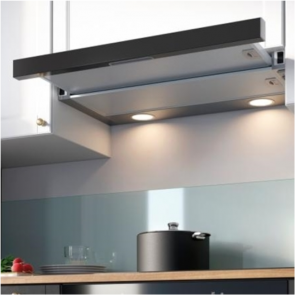 Blanco 1196 Built-In Telescopic Hood 900mm