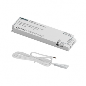 Titan+ 24V 30 watt LED driver with 6 connection ports