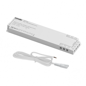 Titan 24V 60 watt LED mains dimmable driver with 10 connection ports