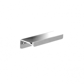 Top Edge Handle Chrome 100mm