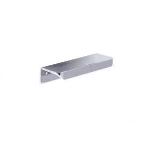Top Edge Handle Satin Chrome 100mm