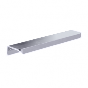 Top Edge Handle Satin Chrome 200mm