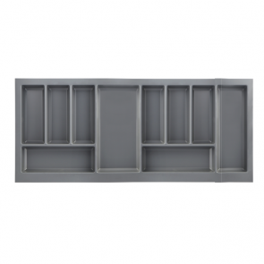 PRO Drawer Cutlery Tray To Suit 1000mm Unit Anthracite