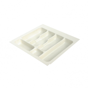 Cutlery Tray Ivory 600mm