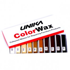 Unika ColorWax Assorted Colour Pack 514