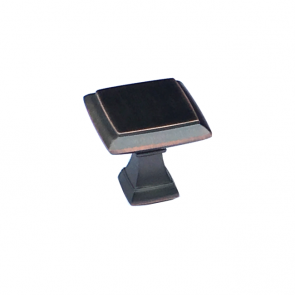 Wellington Knob American Copper 38mm