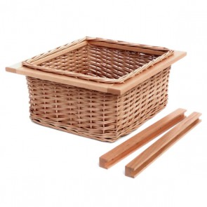 Wicker Basket 400mm