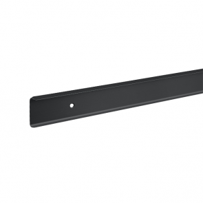 Worktop Corner Jointer 600mm Black