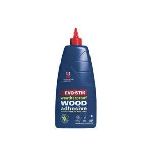 Evo-Stik Weatherproof Wood Glue 1 Litre